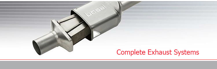 Bosal Exhaust Systems