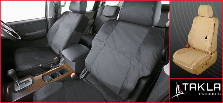 Seat Covers 4x4 Accessories by Moto-Inn Bloemfontein